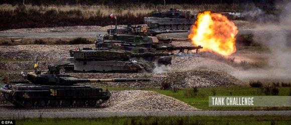 Украинские воины и техника участвуют в международных учениях Combined Resolve Х в Германии - Цензор.НЕТ 2255