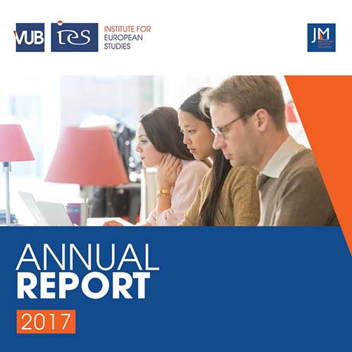 Check out the @IES_Brussels Activity Report 2017 that&#39;s out now -- Find out which 4 #academic #awards we collected, who our 4 new #PhDs are, which 117 #publications we produced, who our 106 people are, and much more:  http:// bit.ly/2uQmr3z  &nbsp;  <br>http://pic.twitter.com/fYnyStq07t