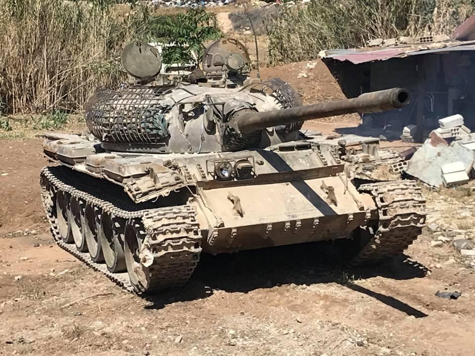 Штурм лагеря Ярмук