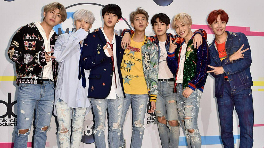 New @BTS_twt music is on its way! The K-pop group announced their new album 'LOVE YOURSELF: Tear'. https://t.co/zYuo9icUGL