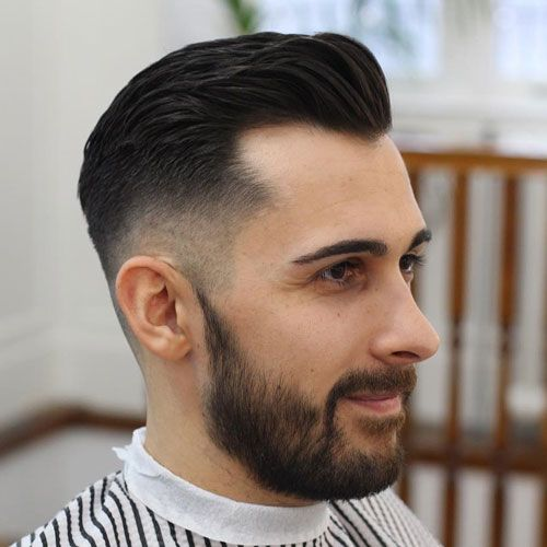 Men S Hairstyles On Twitter Best Hairstyles For A Receding