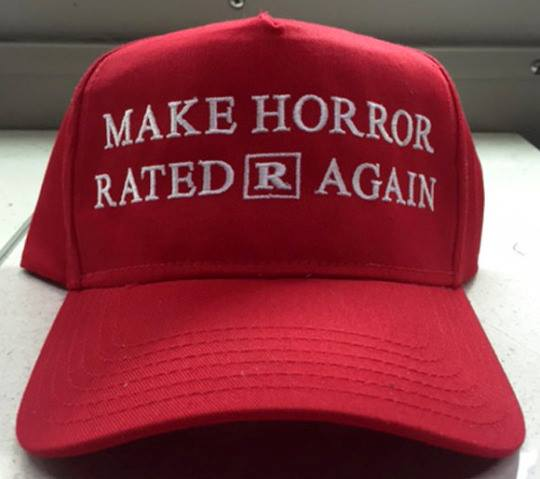 Screw politics and all that BS, can we all agree with this? Let&#39;s make horror movies great again! #MHMGA #make #horrormovies #great #again<br>http://pic.twitter.com/rKQaiXAtoa
