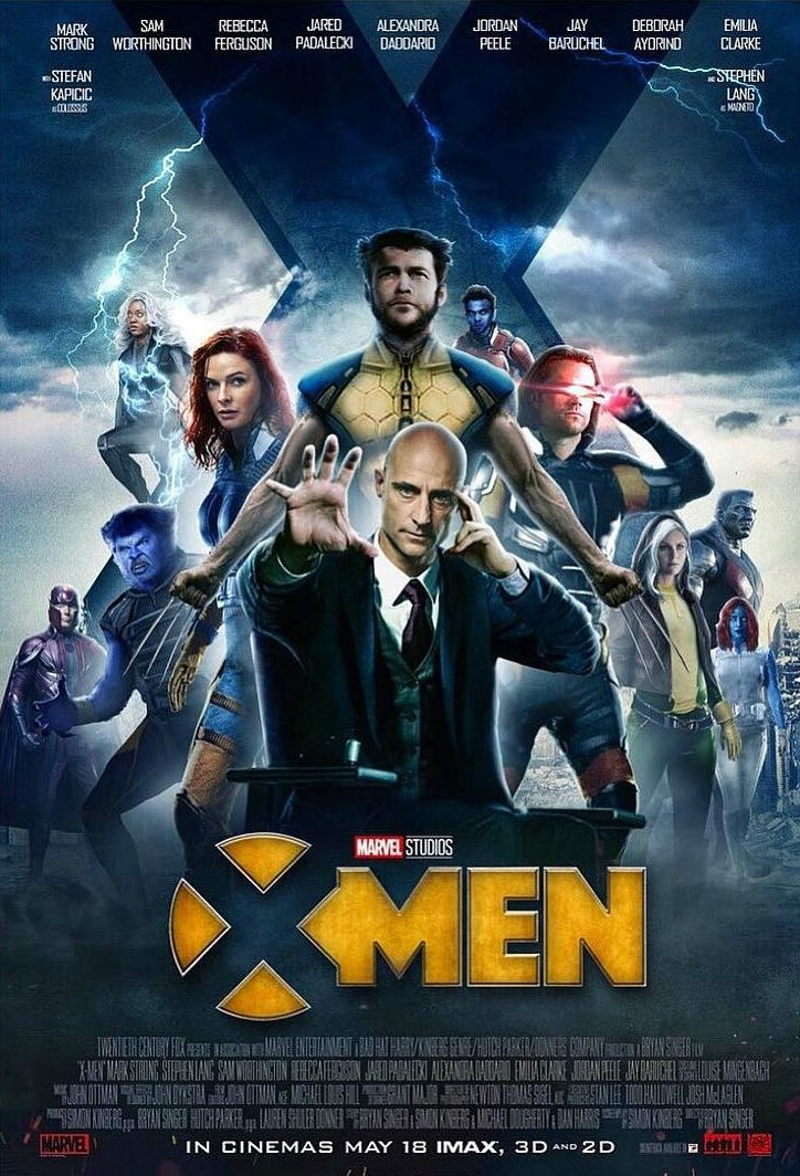 Would you watch it? #XMen <br>http://pic.twitter.com/LPusxisc5e
