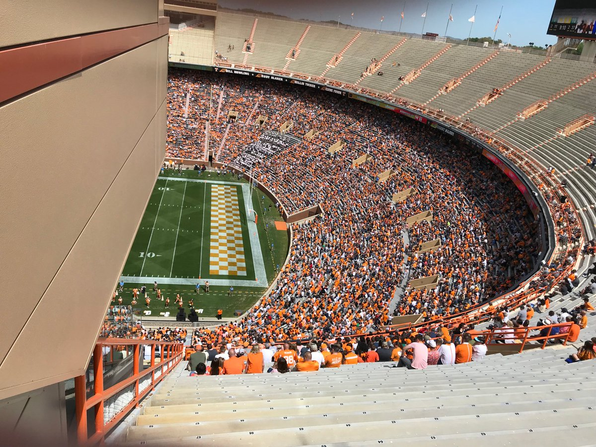 Neyland Stadium is a dump. Seriously WTF? | SECRant.com