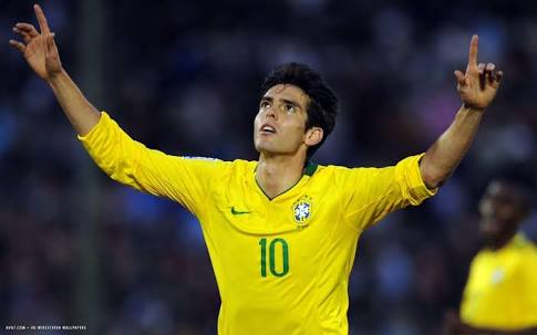 First love of football. Happy birthday Ricardo Kaka.