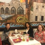 Turkish hospitality is the best! I enjoyed such a lovely lunch of traditional foods with new friends and fellow phytochemist @didemsohretoglu ! Kebab with pistachio, bulgar, special rice and eggplant dishes... 😋 delicious!