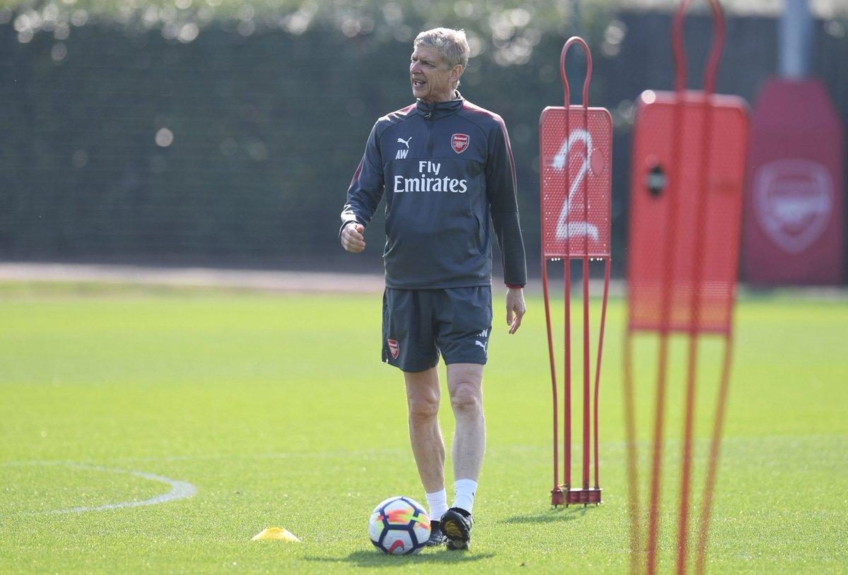 The boss.  #MerciArsène