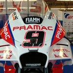 Wings time at #AmericasGP @Petrux9 @pramacracing @MotoGP @COTA FP3