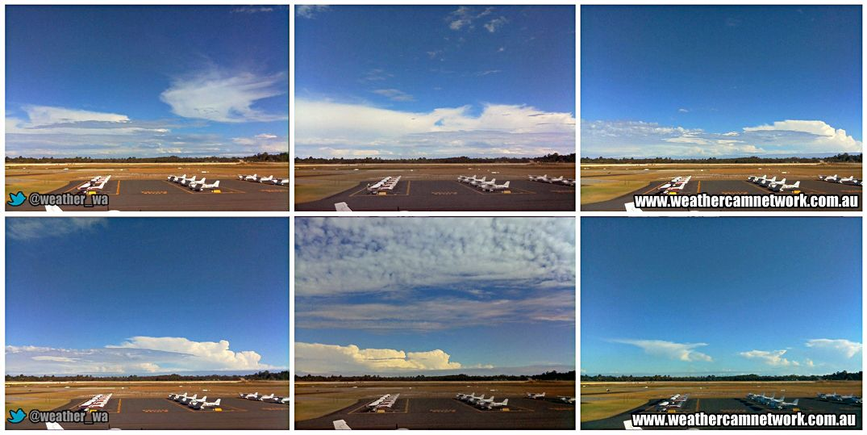 Perth now weather jandakot