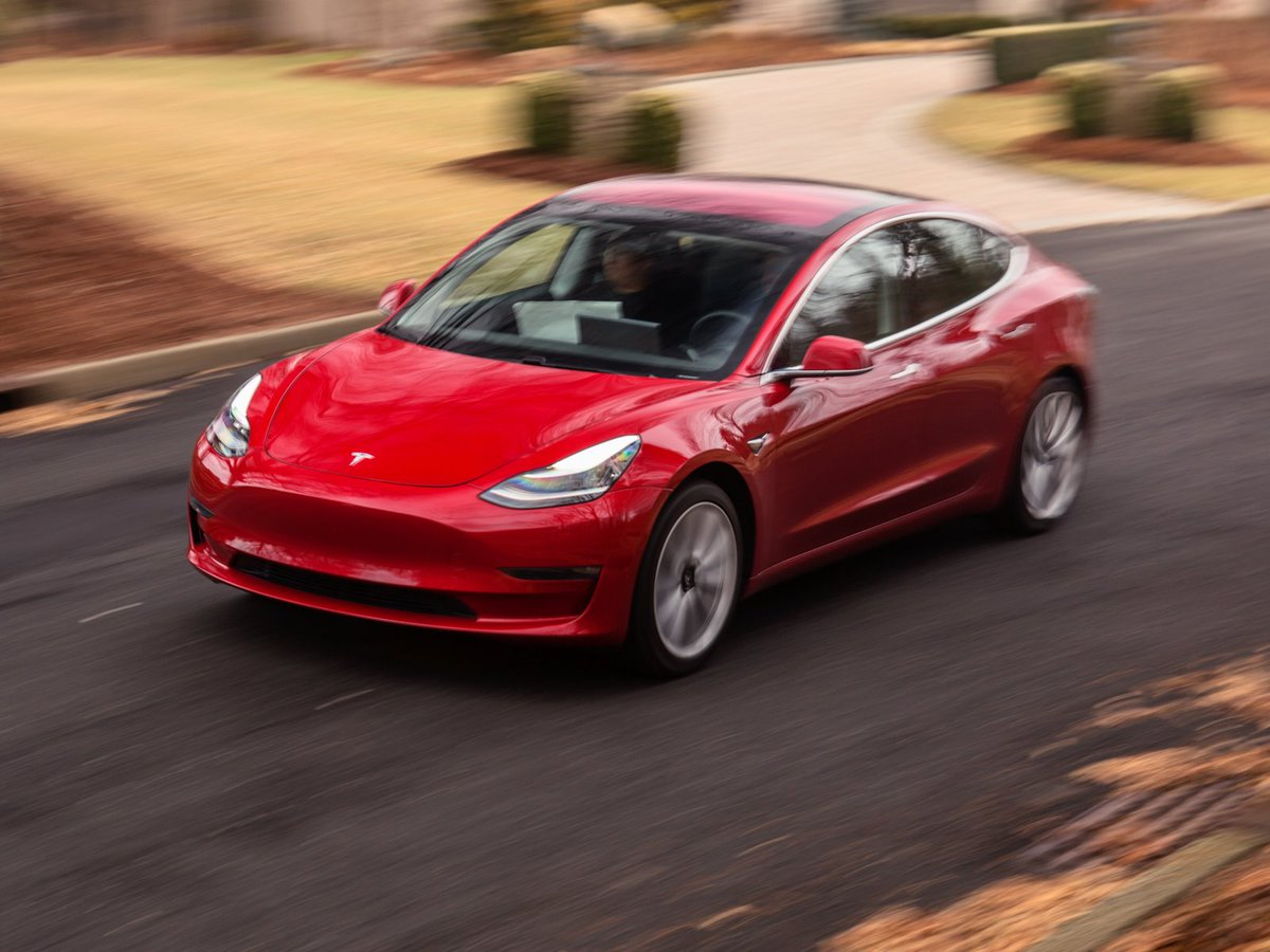 One of Tesla's biggest problems is finally starting to fade (TSLA) - https://t.co/GC2eLf4R4L