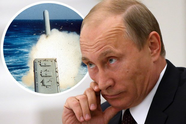 Russia Claims It Captured Trump's 'Nice And New And Smart' Missiles After Syrian Strike https://t.co/SOXUXXgsvN