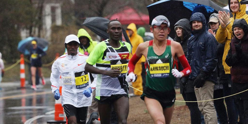 The man with the most sub-2:20 marathons ever (77) just won his biggest race ever at the #BostonMarathon spr.ly/6019Dw7Qt