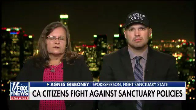 'Angel Mom' Slams CA Gov. on Sanctuary Law: 'I Would Expect My Government to Protect Us' https://t.co/HqgRRKjxVu https://t.co/avIR7JyfXD