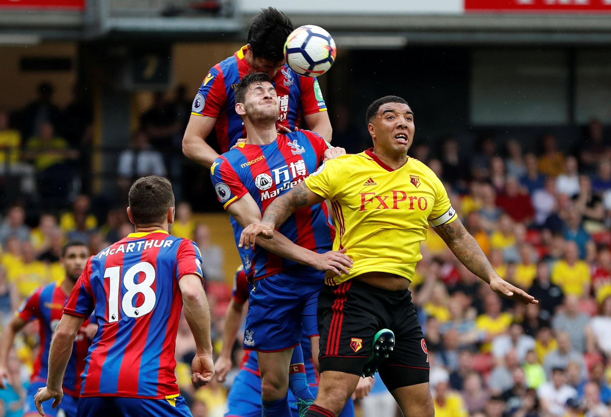Who will rise up and claim the points?  Let's find out ➡️ https://t.co/AoUN2Mck4A  #WATCRY https://t.co/oCaESPZ5YM