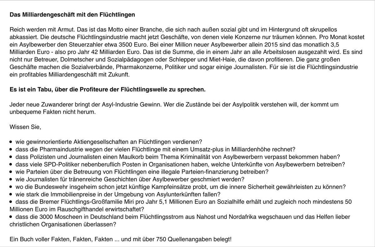 Erika Steinbach On Twitter Das Buch Von Udo Ulfkotte Die