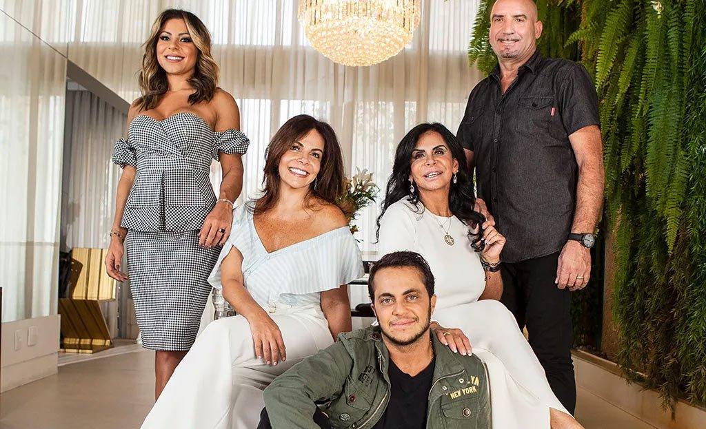"""""""Os Gretchens"""", reality show com a família Miranda, estreia nessa segunda no Multishow! https://t.co/1Qh47LPqoA"""