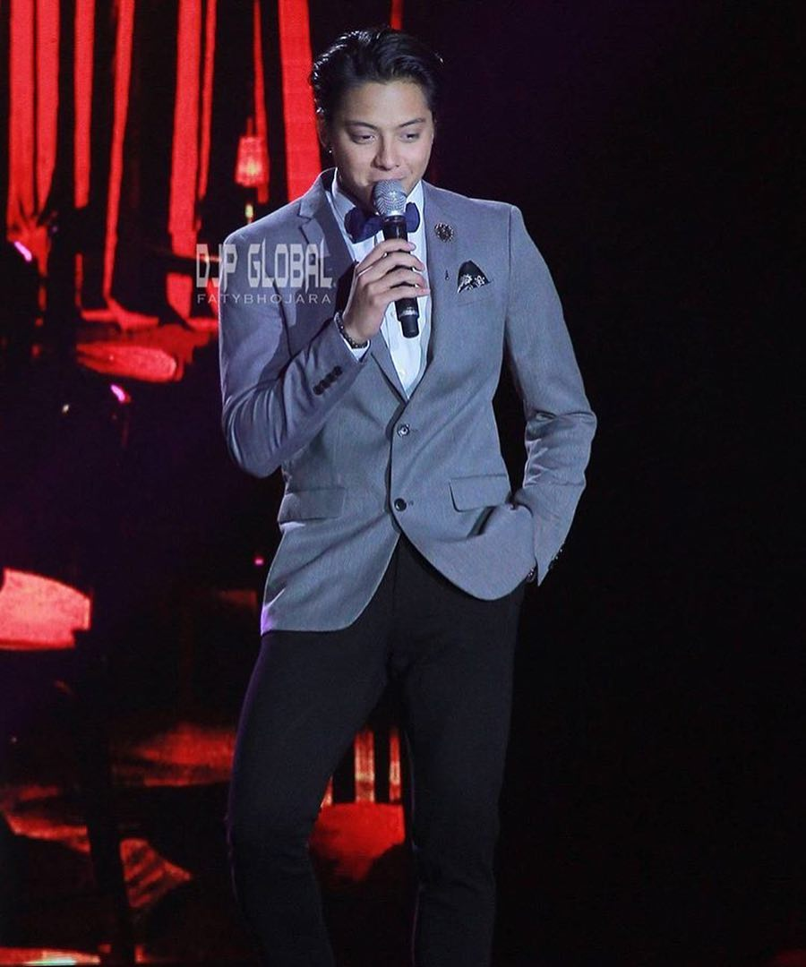 @imdanielpadilla in suits, dapper   gent...