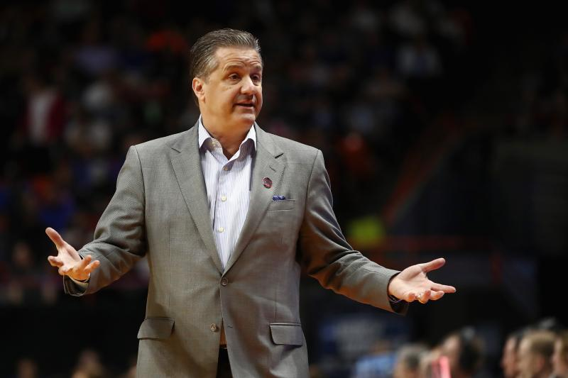 John Calipari met with NBPA to discuss ending one-and-done rule and creating a combine for high school juniors, per @MacEngelProf ble.ac/2Jf8PRL