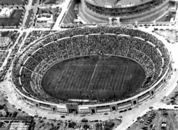"""History Liga MX on Twitter: """"Fue inaugurado el 6 de octubre de ..."""