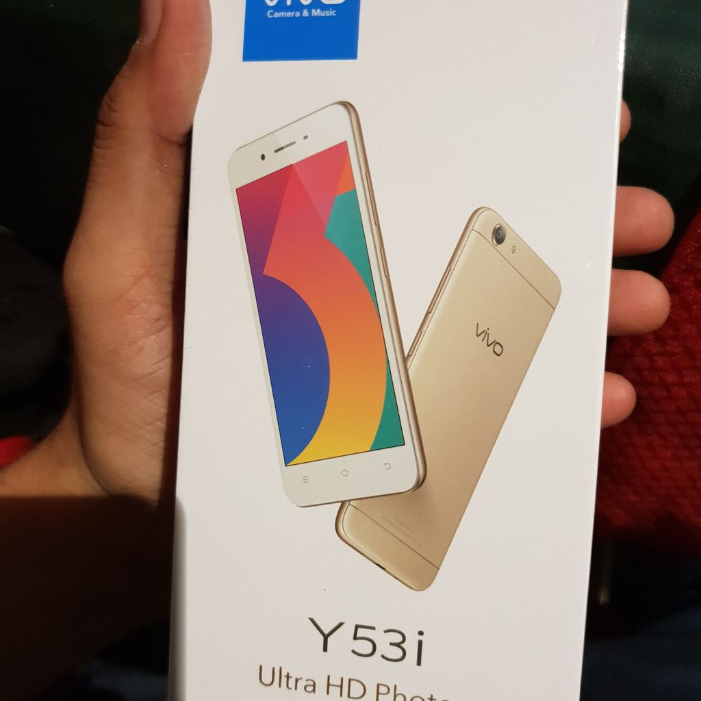 Vivo Y53i Smartphones Launch in India at Rs 7,990 with these Specs