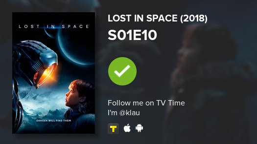 I've just watched episode S01E10 of Lost...