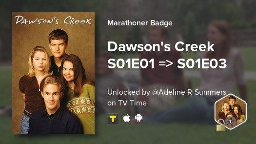 I just unlocked a new badge! #tvtime htt...