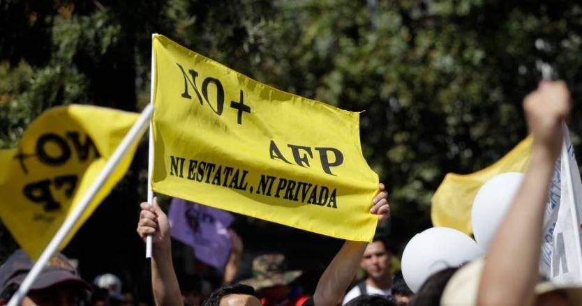 Conoce los desvíos de tránsito por la marcha No+AFP en Santiago https://t.co/I6Uh6fGFIF