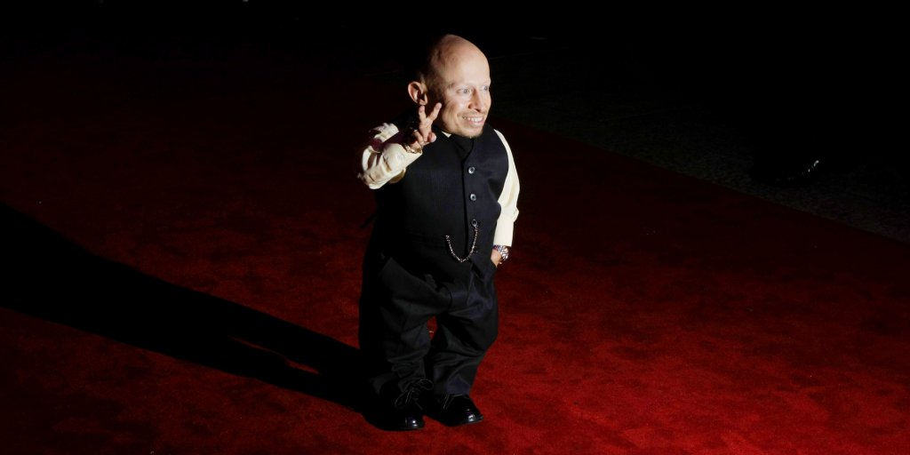 Verne Troyer, Mini-Me from 'Austin Powers' films, has died at age 49 https://t.co/fviOn5z3Js