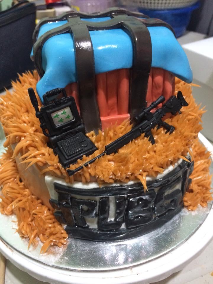 Pubg Philippines On Twitter Happy Birthday Cake Happy Birthday
