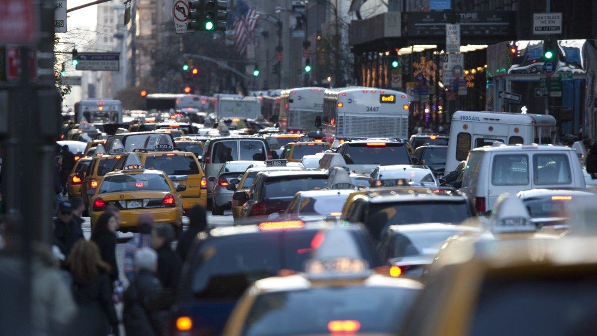 NYC streets go car-free for Earth Day https://t.co/vA8lMnraDU