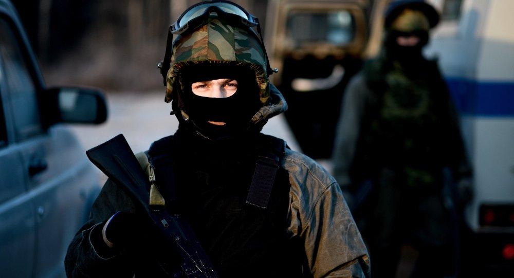 Dağıstan'da terör operasyonu: 9 militan...