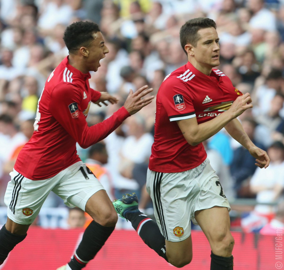 #MUFC in the #EmiratesFACup this season:  5⃣ games 5⃣ wins 1⃣2⃣ goals scored 1⃣goal conceded