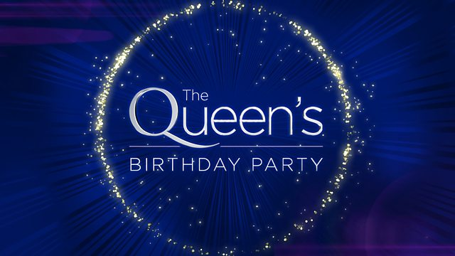 You're invited to the #QueensBirthdayParty now on BBC One, live from the @RoyalAlbertHall.  The star studded line up includes ✅ @kylieminogue  ✅ @ShawnMendes  ✅ @RealSirTomJones  ✅ @AnneMarieIAm