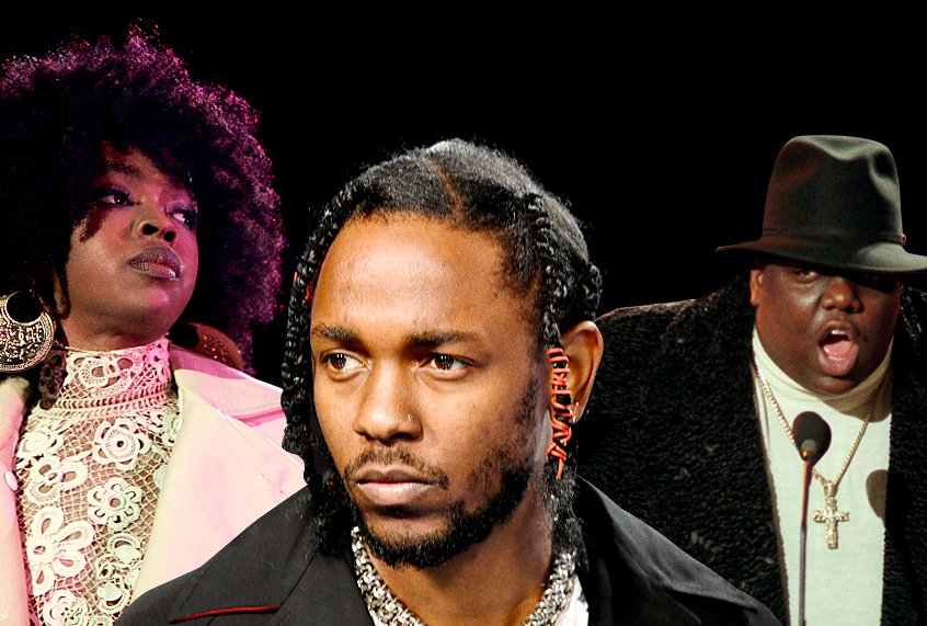 Kendrick Lamar just won a Pulitzer: Here are the hip-hop artists who already should have fxmb.info/QQKXTs