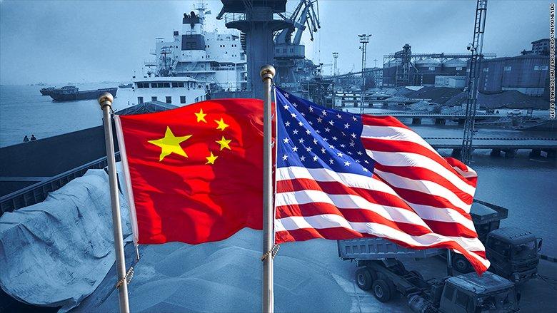 US Treasury Secretary Steven Mnuchin considering a trip to China amid trade spat cnn.it/2F6aM0i