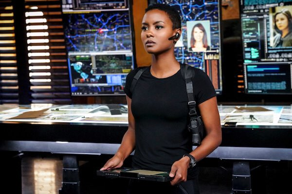 "Brief Take on Twitter: ""EXCLUSIVE: #NCISLA's Andrea ... Andrea Bordeaux"