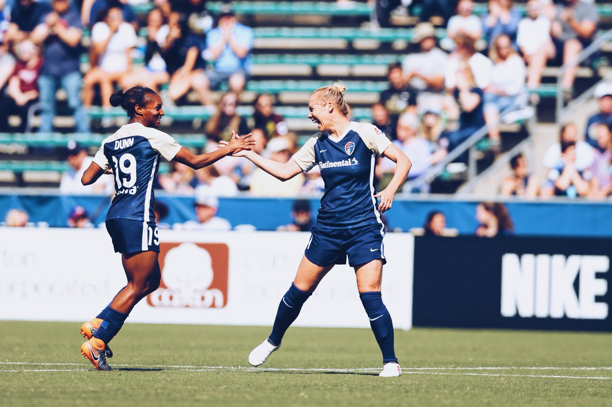 It's a mood.  #NCvUTA | #NWSLonLifetime...