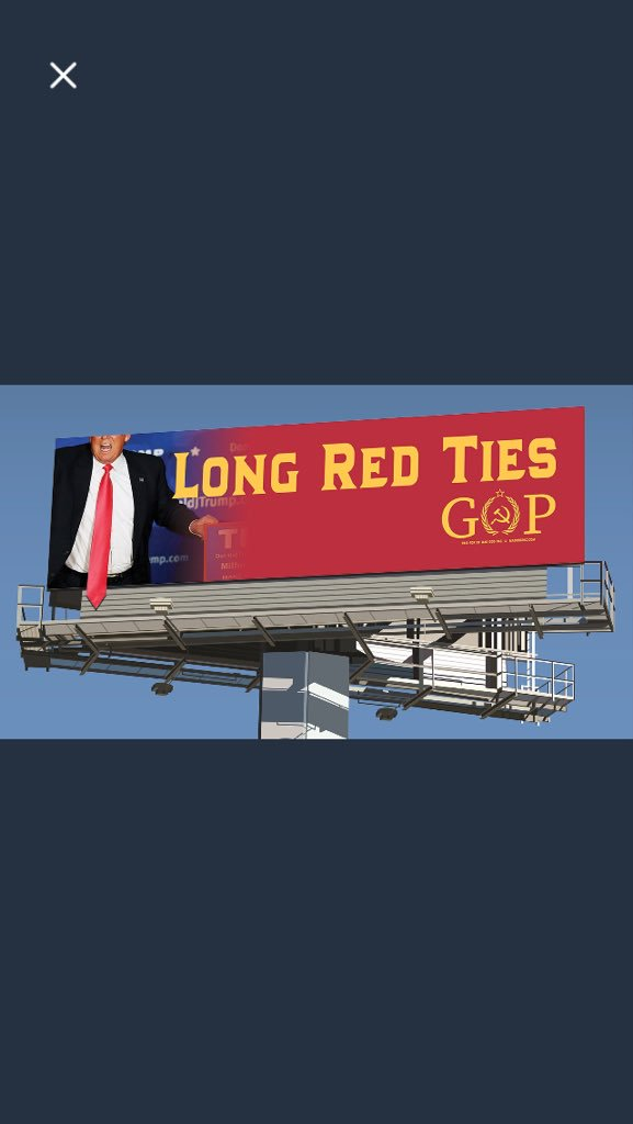 Long. Red. Ties.......help fund here.   https://t.co/Ebdiejc8wy https://t.co/yk59ZGIoHZ