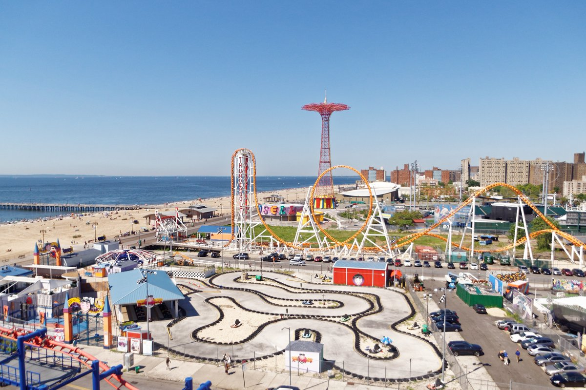 Are you looking for work? Join us at the 8th annual Coney Island job recruitment fair Thursday, April 26 and Friday, April 27 at MCU Park. Pre-register at: https://t.co/qIWVo9UkP8