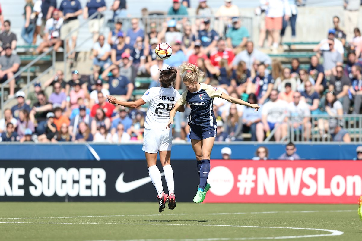 [HALFTIME]  NC Courage 1-0 Utah Royals F...