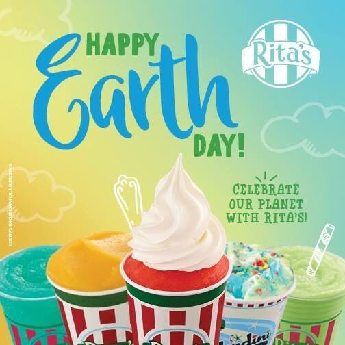 Celebrate earth day with us! With your favorite treat on earth!! #weha #EarthDay18 #ritas #CT #westhartford<br>http://pic.twitter.com/cDJQ4wHjy1