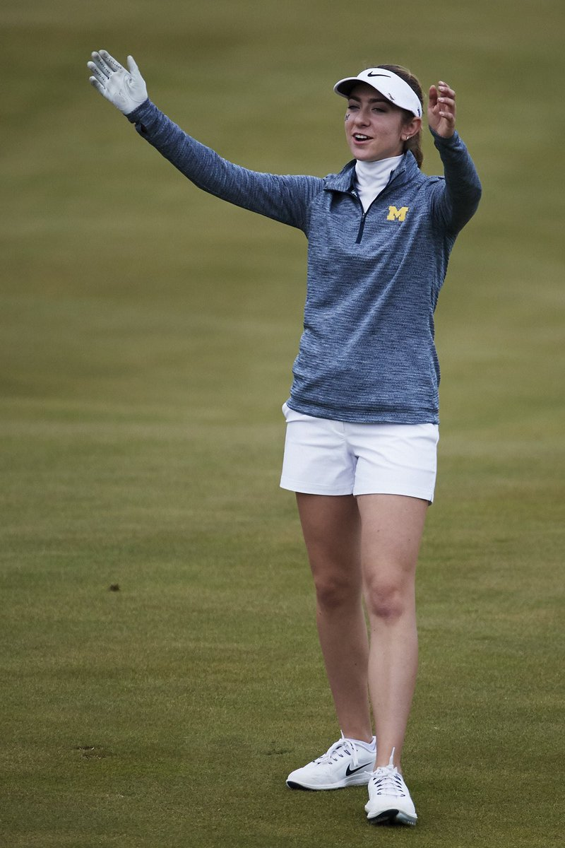 #GoBlue Latest News Trends Updates Images - umichgolf