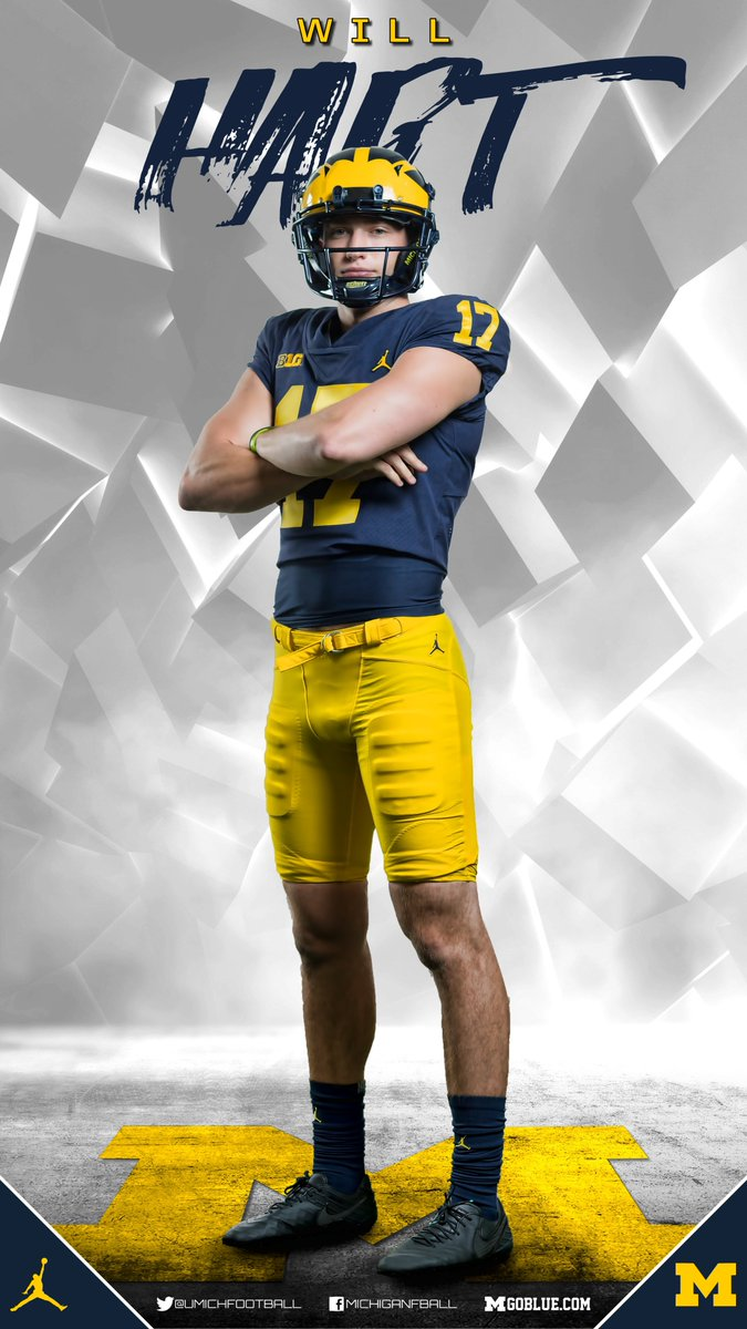 #GoBlue Latest News Trends Updates Images - UMichFootball