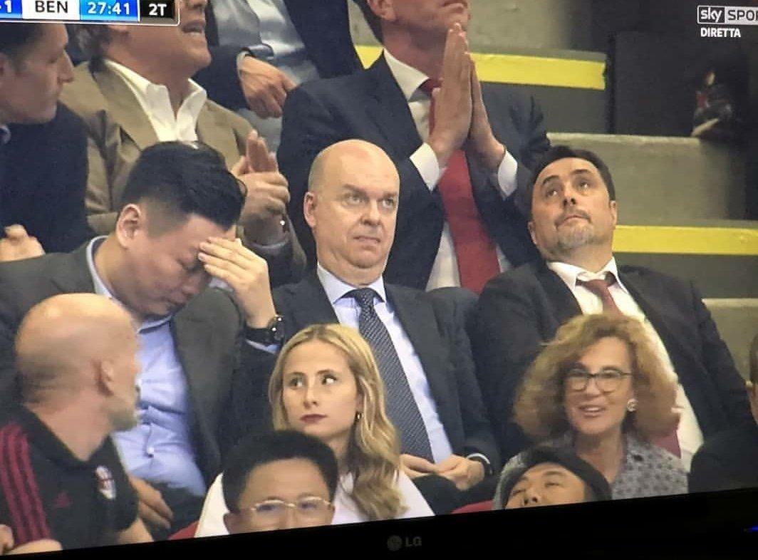 Milan's owner & directors aren't hap...