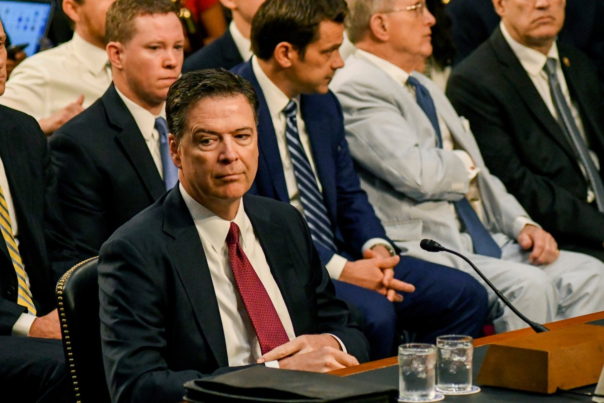 Stop looking at James Comey like some kind of hero https://t.co/cFzQolmJti
