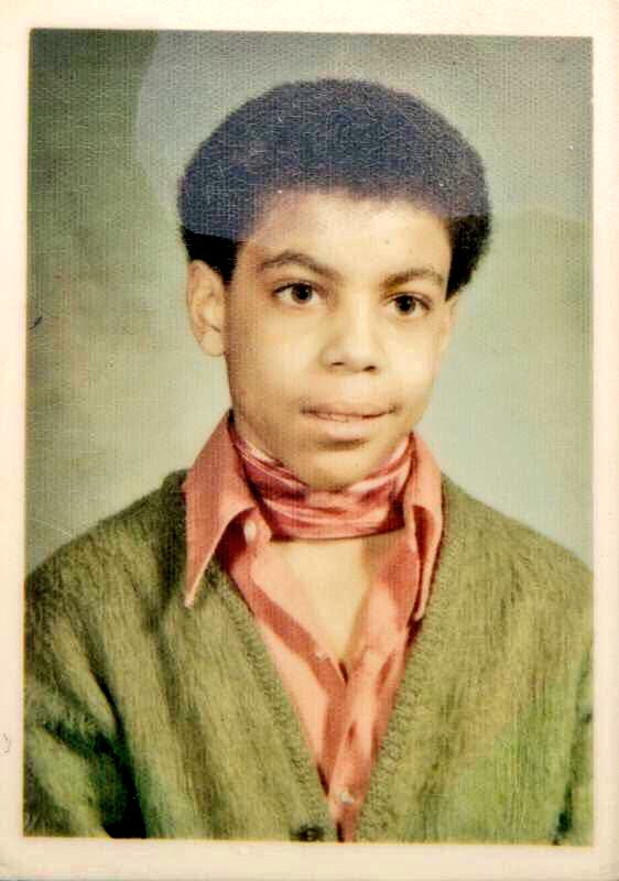 Prince at 11 years old. He already knew he had it. #RIPPrince