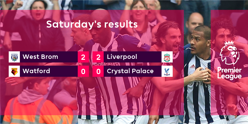 Saturday in the #PL...   Reports and reaction at https://t.co/5XVaYmJ9yI