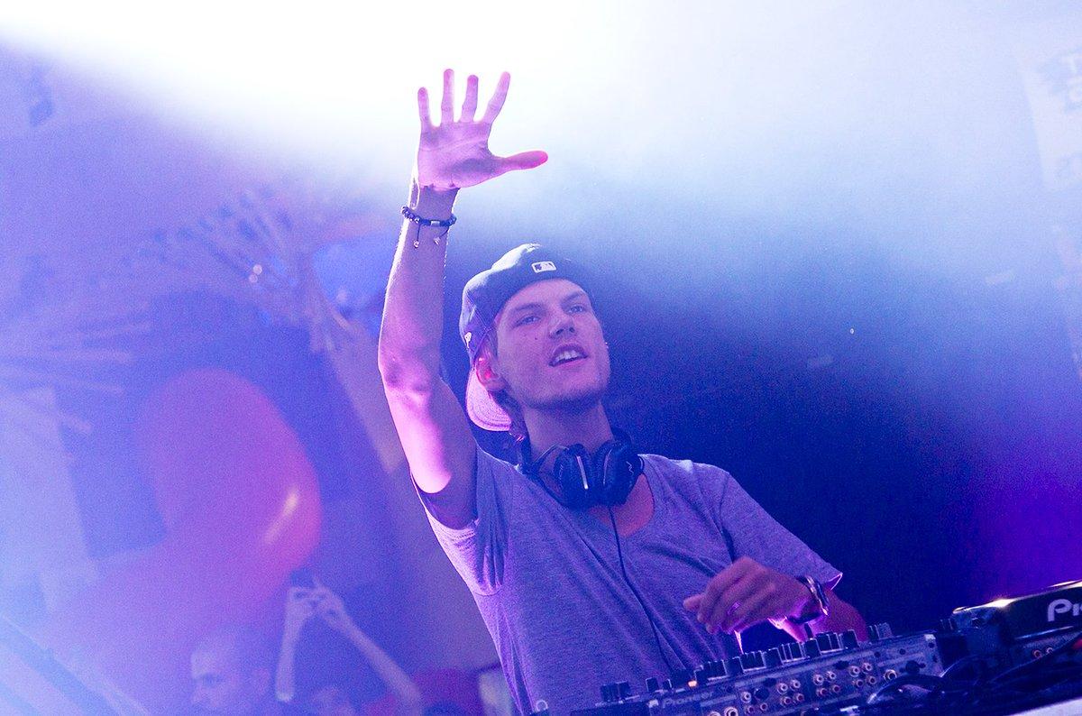 Avicii's song sales increase 6,000% in U...