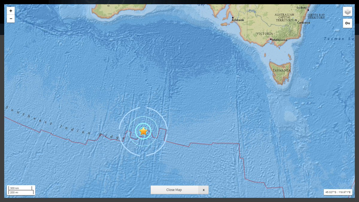 American earthquakes on twitter not felt earthquake mww58 not felt earthquake mww58 1614 sse of albany australia western indian antarctic ridge depth 10 km more info at httpsoni2jgcqkz gumiabroncs Images