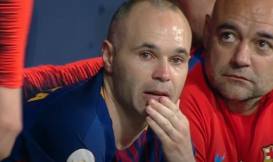 The Illusionist : Don Andrés Iniesta - Page 10 DbVhRxTV0AAkh7b